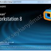 VMware WorkStation 8 ile Sanal Makina Oluşturmak ve Üzerine Windows XP SP3 Kurulum (Resimli Anlatım)