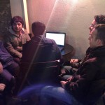 Php-Tr 4. Buluşması Geceye Damgasını Vuran Phyton Kısa Eğitimden Kareler - Bahçeşehir Üniversitesi Starbucs