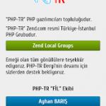 Php-Tr Fil Dijital Derji Android Uygulaması Ekran Görüntüsü 4